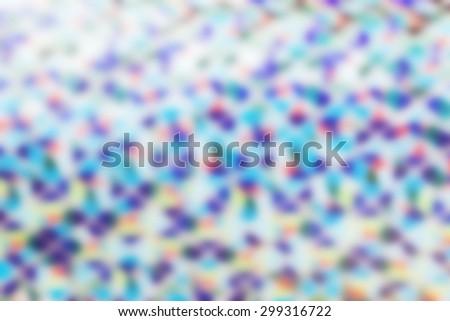 Blurred Bright Mosaic Background, Creative Design Templates - stock photo