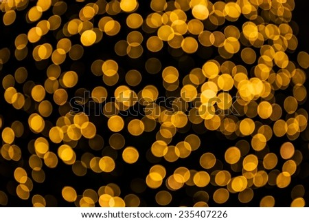 Blurred circle light background.