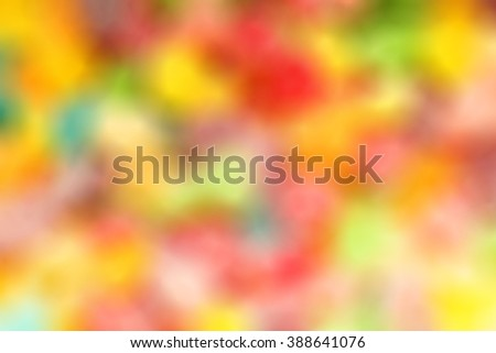 Blurred colorful abstract Pattern background - stock photo
