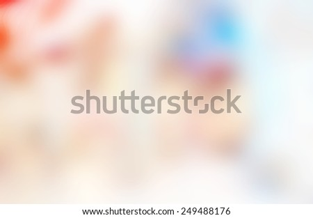 blurred ,colorful and bright ,backgrounds - stock photo