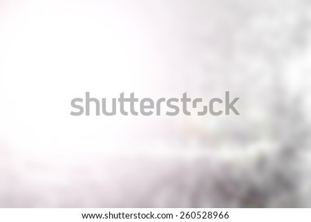 Blurred  Flare Metal rust wall texture background Soft tone White color - stock photo