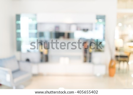 Blurred image of bookshelf for backgrounds uses.