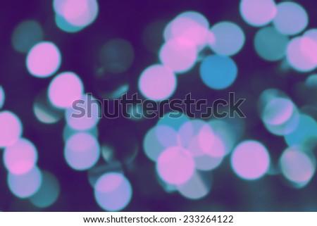 Blurred lights background - stock photo