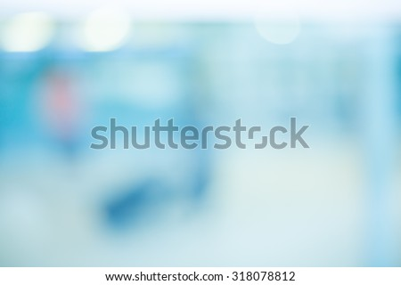 BLURRED MEDICAL BACKGROUND - stock photo