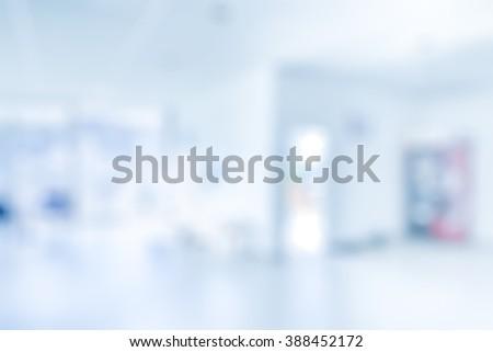 BLURRED MEDICAL BACKGROUND - stock photo