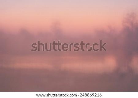 blurred views - stock photo