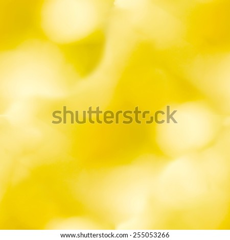 blurred yellow background, seamless texture - stock photo