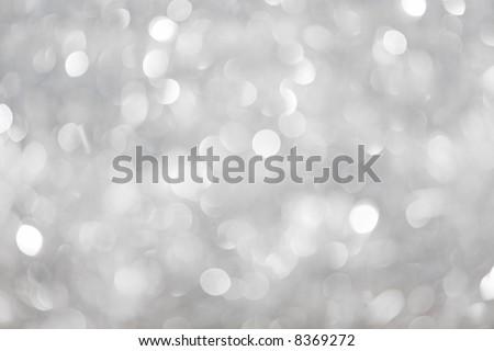 Blurry lights background. - stock photo