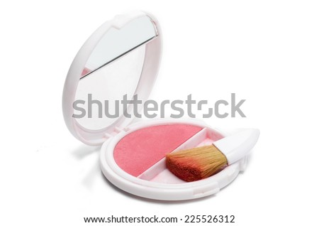 Blush - stock photo