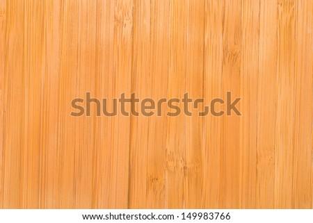 board of layers of natural bamboo  japanese natural bamboo background - stock photo