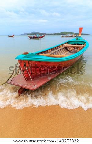 Boat - stock photo