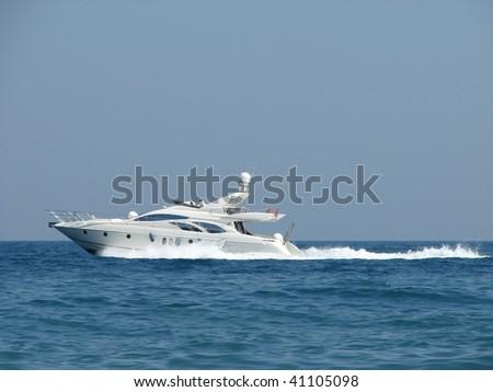 Boat of Dream - stock photo