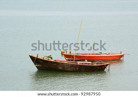 boat that use in something  fishry and travel in Thailand ,