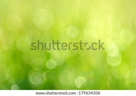 Bokeh background. Element of design. - stock photo