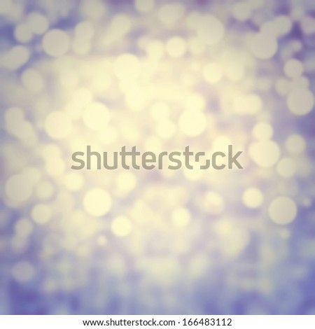 Bokeh blurred lights background with twinkled magic holiday defocused lights texture. Pastel colorful background with Sparkling Lights  - stock photo
