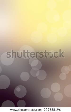 bokeh colorful light background