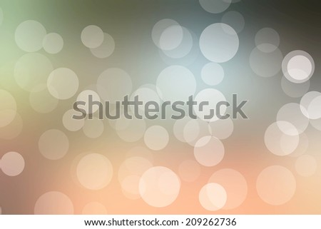 bokeh gray colorful light background