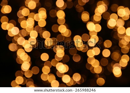 Bokeh lights background, Bokeh christmas lights.  - stock photo