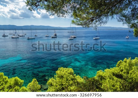 Bol - Croatia - stock photo