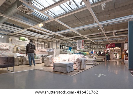 Ikea Store Stock Images Royalty Free Images Vectors Shutterstock
