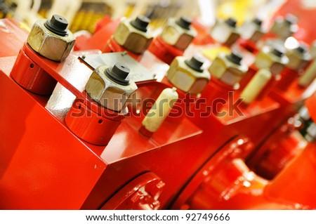 bolts - stock photo