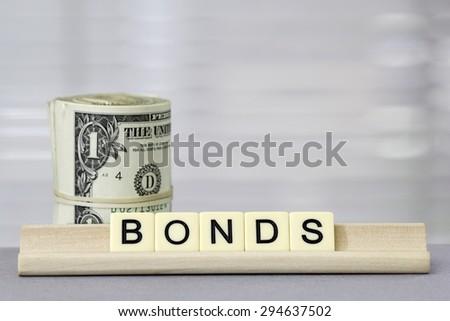 Bonds - stock photo