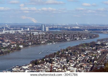 Bonn - stock photo