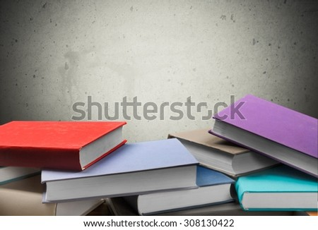 Book. - stock photo