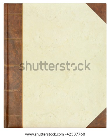 Book Cover - stock photo