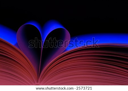 Book of love - Heart