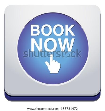 Book online - stock photo