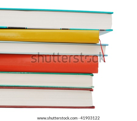 Books in decoration