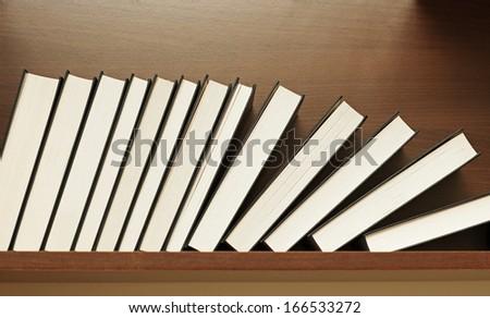 Bookstand - stock photo