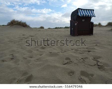 Borkum in germany