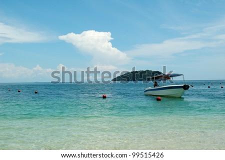 Borneo - stock photo