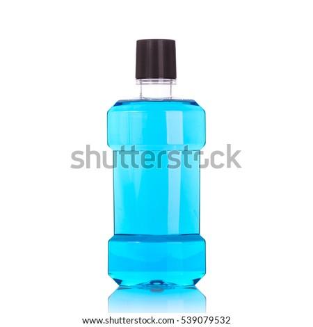 Mouthwash Bottle Stock Photos, Royalty-Free Images & Vectors ...
