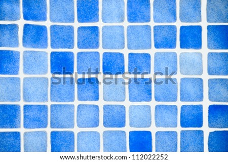 bottomed pool mosaic creating abstract photography