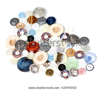 Bottons - stock photo