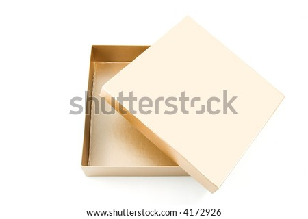 Box - stock photo