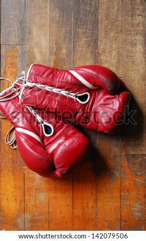 boxing groves - stock photo