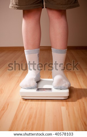 overweight child stock photos images amp pictures