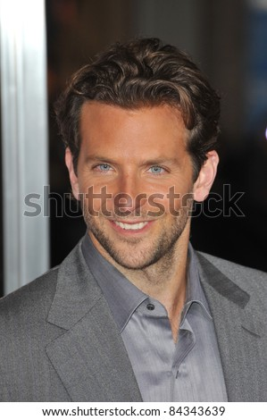 "Bradley Cooper at the world premiere of his new movie ""Valentine's Day"" at Grauman's Chinese Theatre, Hollywood. February 8, 2010  Los Angeles, CA Picture: Paul Smith / Featureflash"