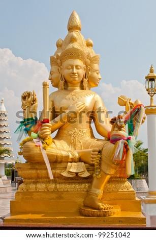 Brahma - stock photo
