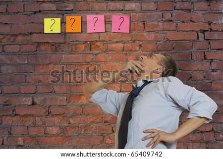 Brainstorming - stock photo