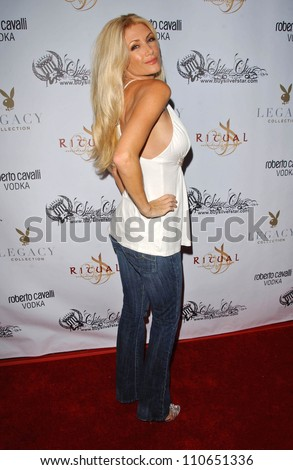 Brande Roderick at the 2nd Annual Night of 1000 Stars. Ritual Supper Club, Hollywood, CA. 08-11-07
