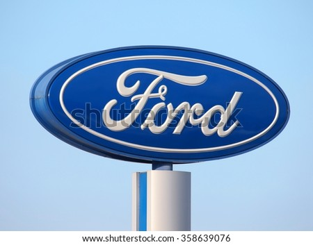 Ford Logo Stock Images Royalty Free Vectors