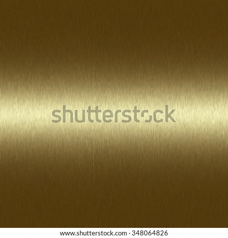 brass metal background texture, abstract lines seamless pattern - stock photo