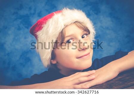 brat at christmas time - stock photo