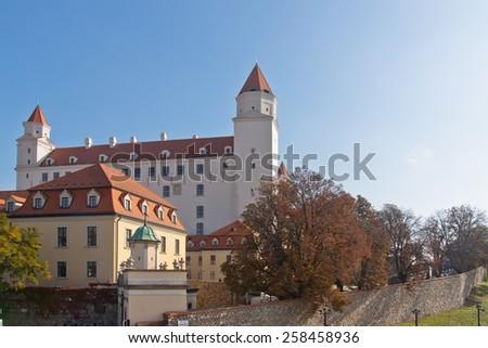 Bratislava - stock photo