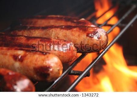 Brats in the flame